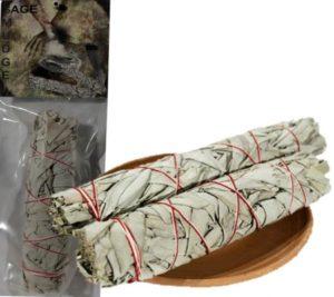 Smudge Salvia Bianca Stick