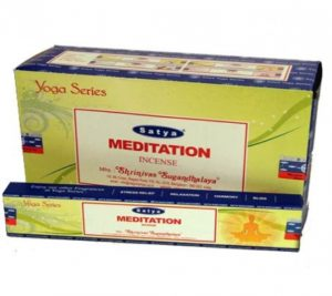 INCENSO NAG CHAMPA - YOGA MEDITATION