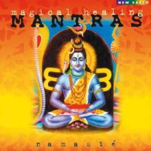 CD MUSICALE MAGICAL HEALING MANTRAS